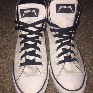 Metallica Converse *LIMITED EDITION*